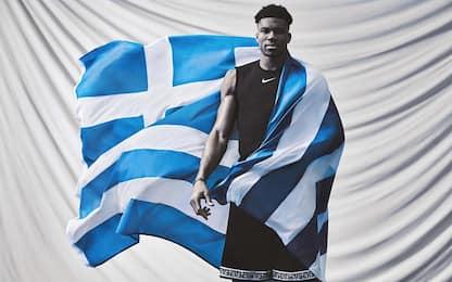 Ad Atene con l'MVP Antetokounmpo: lo speciale Sky