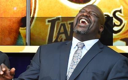 Top-10, Barkley lo tiene fuori: Shaq reagisce così