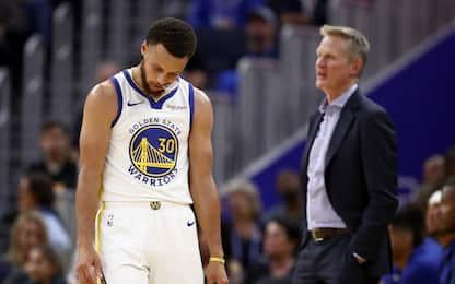 La riserva di Curry? Ecco cosa cerca Kerr