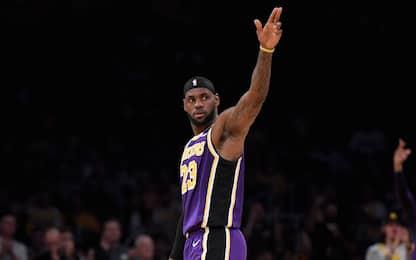 I Lakers battono Utah, Melli e Gallo ko in casa