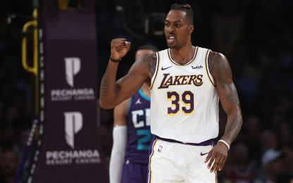 Howard torna protagonista a L.A. con i Lakers