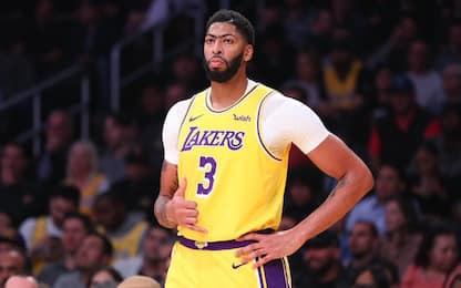 Davis incontrerà i Lakers nelle prossime ore