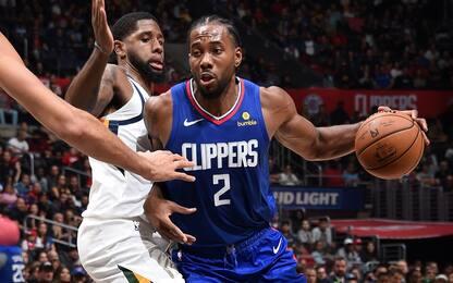 Leonard padrone dei quarti quarti (e della NBA)