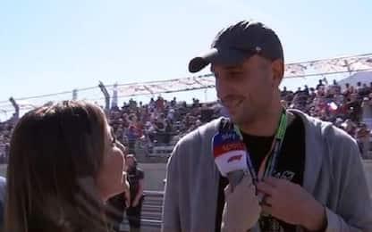 """Ginobili ospite al GP di F1: """"Tifo Milano"""". VIDEO"""