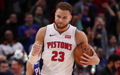 Detroit, Griffin pronto all'esordio stagionale