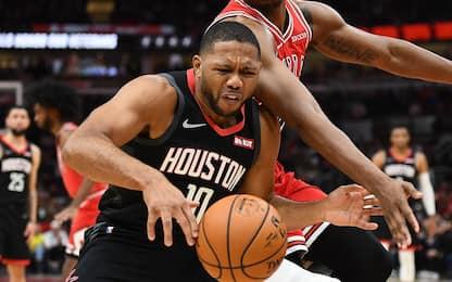 Si ferma anche Eric Gordon: tanti infortuni in NBA