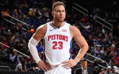 Griffin ha scelto: arriva la firma con Brooklyn