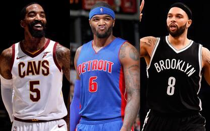Ex giocatori (o quasi) che prendono soldi in NBA