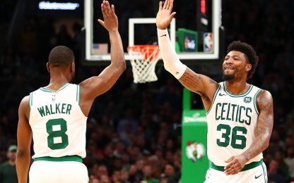 NBA Sundays, Boston sfida Sacramento su Sky Sport