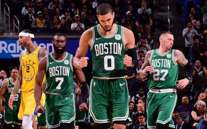 Celtics, 10 vittorie in fila: l'analisi Sky. VIDEO