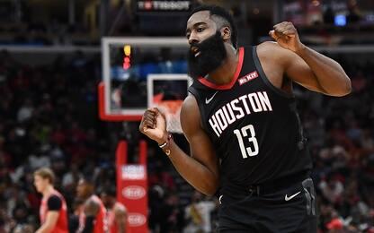 Houston fa il prezzo per Harden: stella e scelte