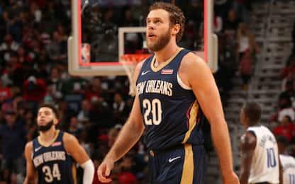 """Melli: """"Voglio un ruolo importante ai Pelicans"""""""