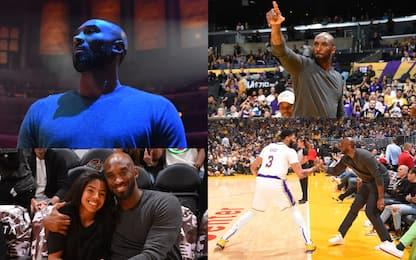 Kobe Bryant, una serata da star allo Staples. FOTO