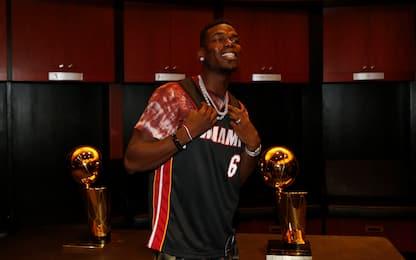 Pogba cambia squadra, ma solo per i Miami Heat