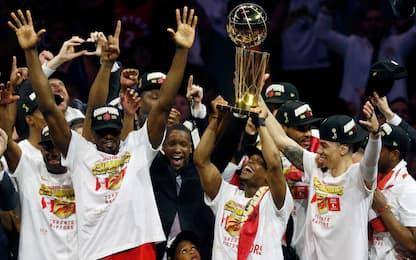 Toronto Raptors campioni: lo speciale su Sky Sport