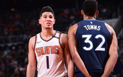 NBA Saturdays: Minnesota-Phoenix su Sky Sport
