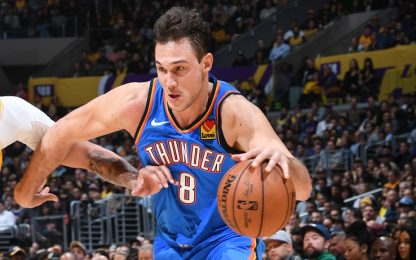 Super Gallinari, ma i Lakers battono OKC. VIDEO