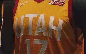 Maglia degli Utah Jazz