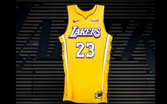 LOS ANGELES LAKERS 2019-20 CITY EDITION