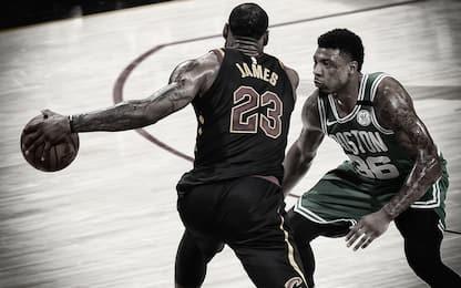 I 5 (+1) migliori attaccanti NBA secondo Smart