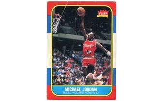 Card Michael Jordan