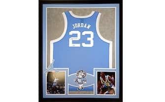 Maglia Michael Jordan North Carolina