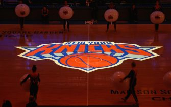 NEW YORK, NY - OCTOBER 29:  A general view of the court at Madison Square Garden before the Memphis Grizzlies against the New York Knicks on October 29, 2016 in New York City, New York.  NOTE TO USER: User expressly acknowledges and agrees that, by downloading and or using this photograph, User is consenting to the terms and conditions of the Getty Images License Agreement. Mandatory Copyright Notice: Copyright 2016 NBAE  (Photo by Nathaniel S. Butler/NBAE via Getty Images)