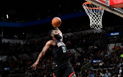 Spurs-Rockets, Houston presenta esposto ufficiale
