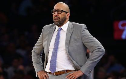 New York cambia, licenziato coach Fizdale
