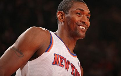 Metta World Peace: auto-candidatura a coach Knicks