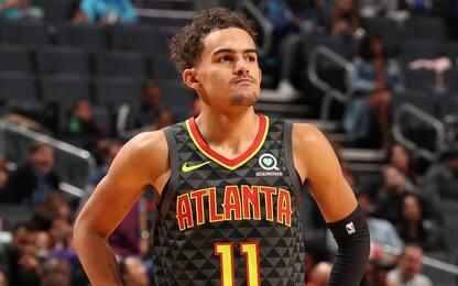 Young si lamenta, gli Hawks promettono rinforzi