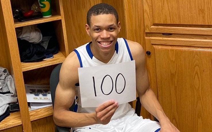 NBA, 100 punti in una partita: Jarrett Culver impazzisce per l ...