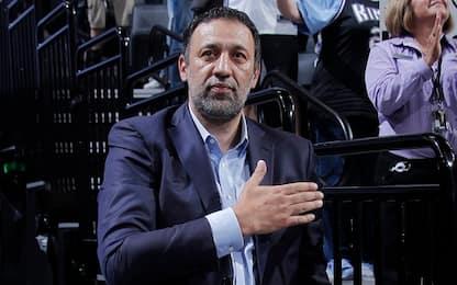 Vlade Divac non è più il GM dei Sacramento Kings
