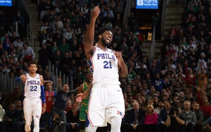 Embiid trascina Phila, Doncic incanta in Messico