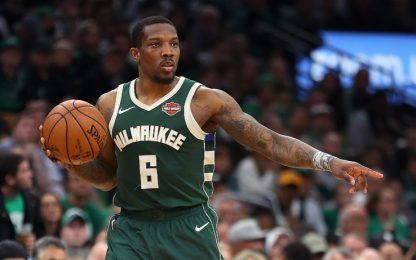 Milwaukee, Eric Bledsoe si ferma: out 2 settimane