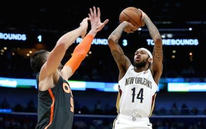 NBA Sundays, Orlando stravince a New Orleans