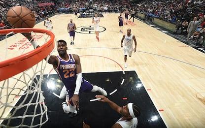 """Ayton torna dopo 25 gare: """"Quanto corrono i Suns"""""""