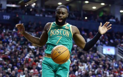 NBA Christmas Day, Boston sbanca Toronto 118-102
