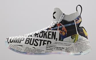 La scarpa speciale di Klay Thompson