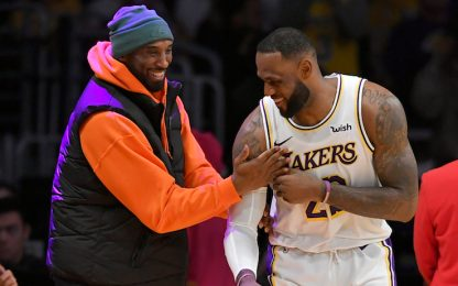 Kobe o LeBron? La risposta a sorpresa di Jordan
