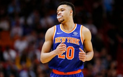 Kevin Knox vuole guidare i Knicks alla riscossa