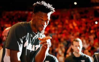 Butler, addio a Jordan: è free agent per le scarpe