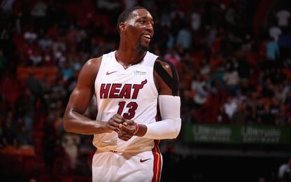 Adebayo firma al massimo salariale con Miami