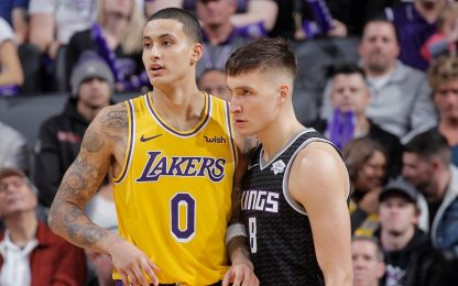 Mercato NBA: i Lakers pensano a Bogdan Bogdanovic