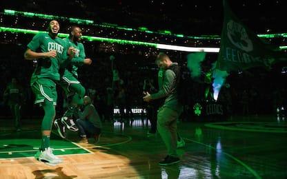 Viaggio a Boston, alla (mia) scoperta dei Celtics