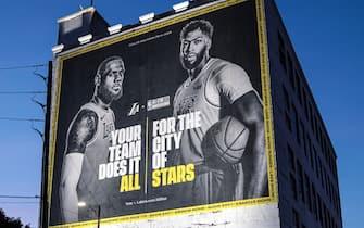 Billboard per l'All-Star Game