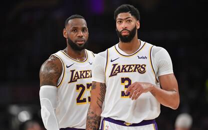 Mercato NBA, i 10 giocatori a cui pensano i Lakers