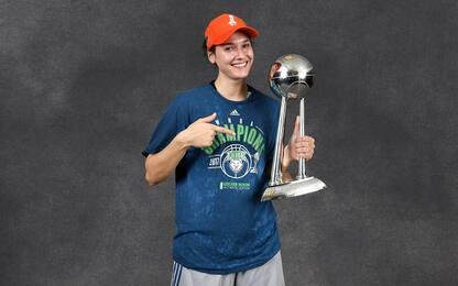 WNBA, accordo storico per lo sport al femminile