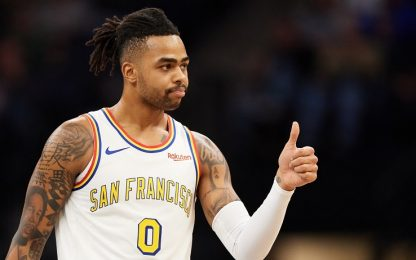 Minnesota spinge per Russell, Golden State attende