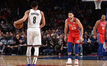 MLK Day: 4 gare LIVE su Sky, Nets-Sixers alle 21